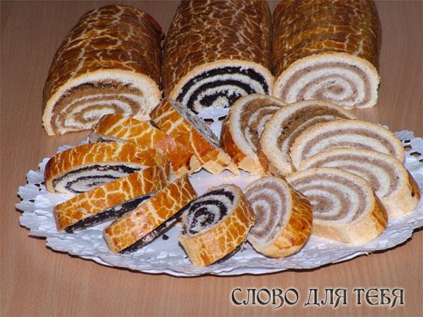 венгерское ореховое печенье медветалп появлением