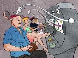вакансии в игровые автоматы в минске