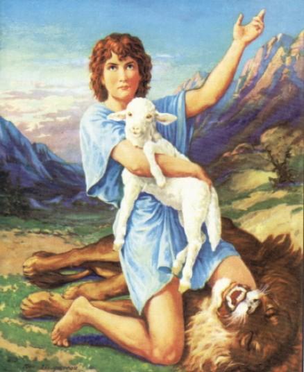 Иллюстрация к детской библии