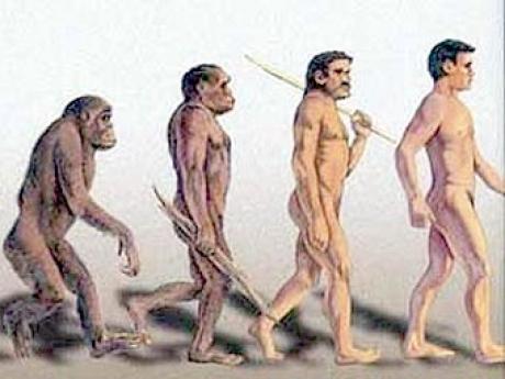 а антропологические воззрения и теории развивались в неразрывной связи с общественной